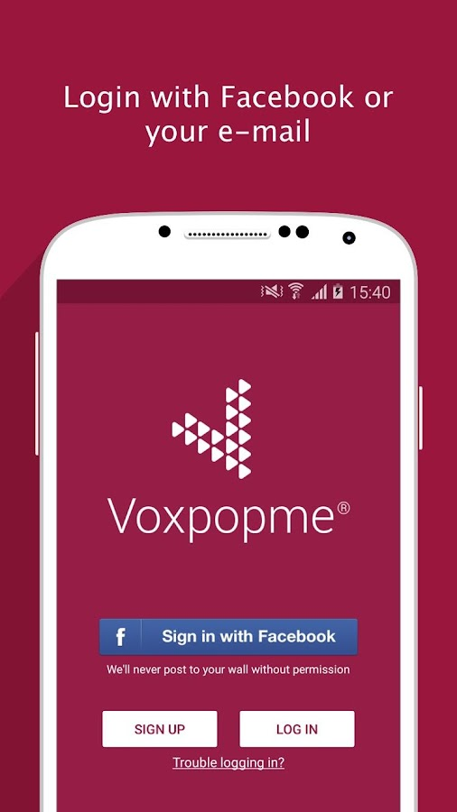 Voxpopme - Paid Video Surveys- screenshot