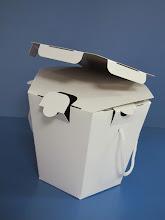 Photo: Embalagem Especial com alças - Utilizada para embalar e transportar alimentos de Delivery. OP-47957