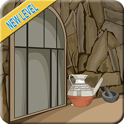 Escape Game-Tribal Hut