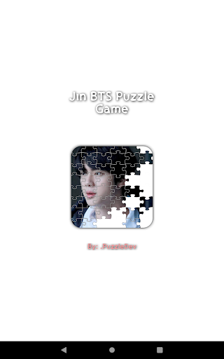 Jin BTS Game Puzzle android2mod screenshots 13