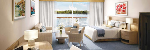 american_harmony_stateroom.jpg -   Settle into your stateroom on American Harmony for great views of the Mississippi River.