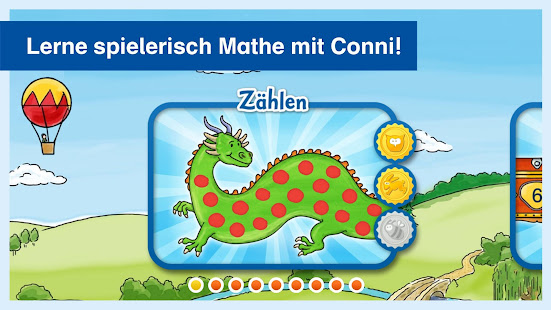 conni mathe 1 klasse app report on mobile action