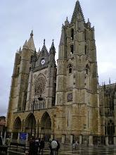 Photo: Etapa 18 a. Catedral Santa Maria. Segle XIII / XIV. León