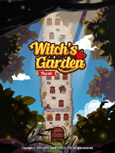 Witch's Garden: puzzle
