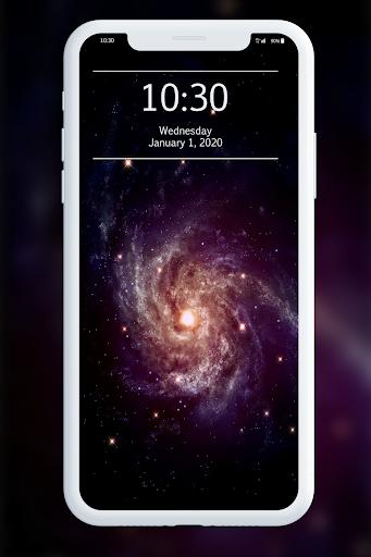 Galaxy Wallpaper 1.0 screenshots 2