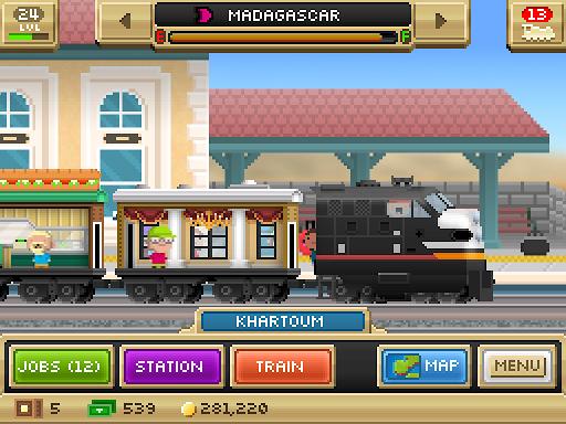 Pocket Trains: Tiny Transport Rail Simulator 1.3.9 screenshots 10