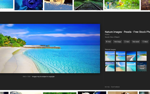 Google Images: View Images Button Adder