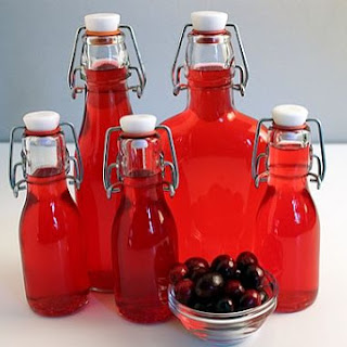 Cranberry Liqueur.