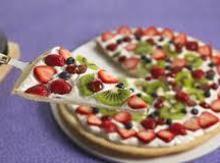 Spring Fruit Pizza Recipe