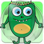 Toddler Monster Pop Icon