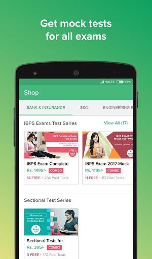 Online Mock Test Series App screenshot 2
