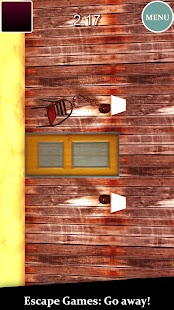 Escape Games: Go away! - náhled