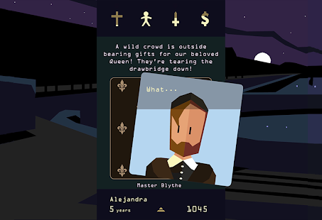Reigns: Her Majesty- screenshot thumbnail