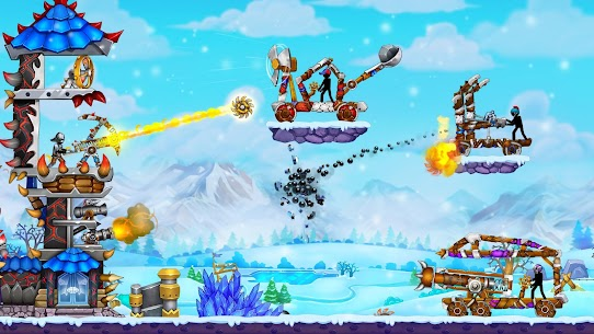 The Catapult 2 Mod Apk 5.0.3 (Unlimited Money + Unlocked) 5