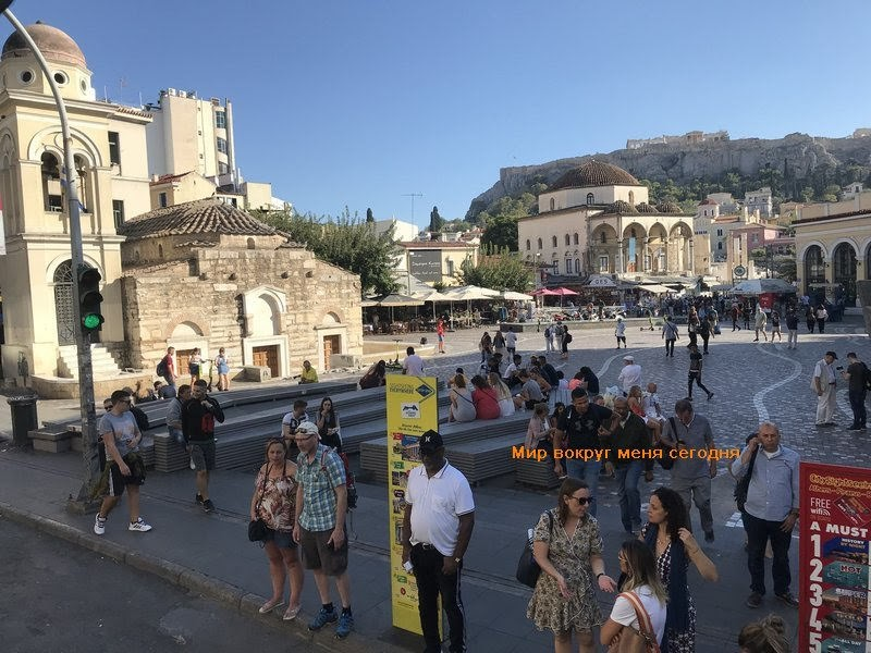 Беженцы, анархисты & скромное обаяние Афин: не туристическая жизнь города