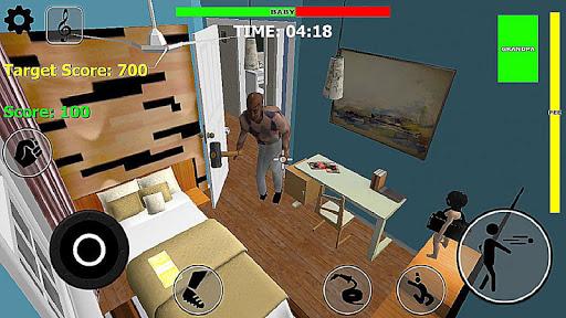 Foto do Baby Granny 3D Daddy Grandpa Grandma Mod Simulator