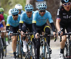 Geen Astana op teampresentatie Luik-Bastenaken-Luik, team van onfortuinlijke Scarponi start normaal gezien wél