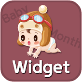 Baby birth calculation widget