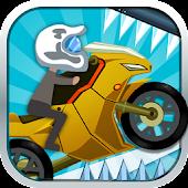 Extreme Racing Stunt Bike