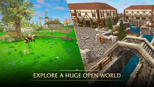 MMO RPG Ancients Reborn - MMORPG 1.1.65 screenshots 6