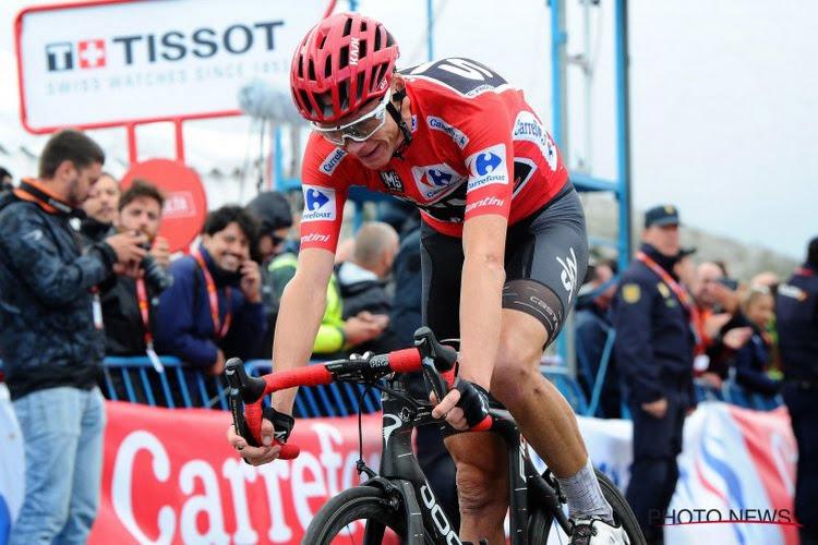 """Froome strooit met lof naar grote rivaal Contador én: """"Dit was de zwaarste Grote Ronde die ik ooit gereden heb"""""""