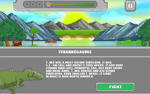 Math vs Dinosaurs Kids Games- screenshot thumbnail