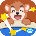 Line Game for Kids: Home icon