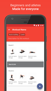 Weight Loss Workouts at Home Screenshot