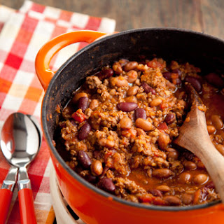 Taco Chili with Mix.
