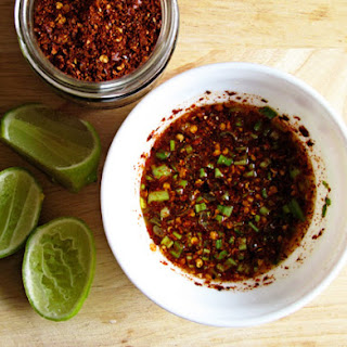 Jaew, Thai Dipping Sauce (Version I) Recipe