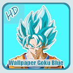 Top Wallpaper HD Goku Blue Icon