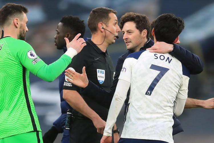 Laatste kans op prijs voor Tottenham weg, een beeld zegt meer dan duizend woorden...