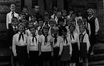 Photo: Klasse 4 1967