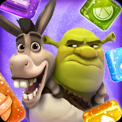 Shrek Sugar Fever - Puzzle Game (game)