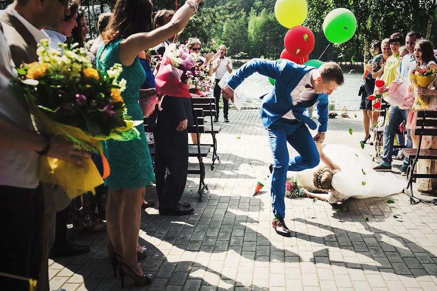 Wedding photographer Slava Semenov (ctapocta). Photo of 16.06.2015