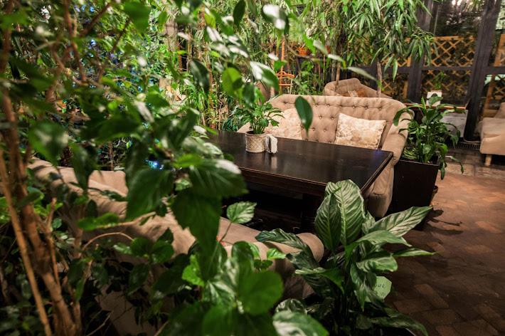 Фото №6 зала Зал «Оранжерея»