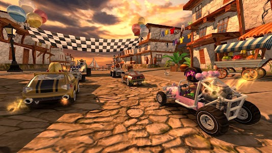 Beach Buggy Racing 1.2.24 (Mod)