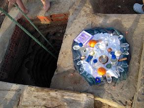 Photo: Wasserheilungsritual in der Wüste in Ägypten
