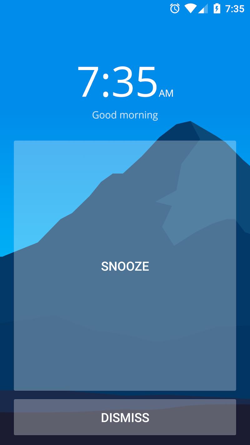 Alarm Clock Xtreme: Alarm, Stopwatch, Timer (Free) Screenshot 1