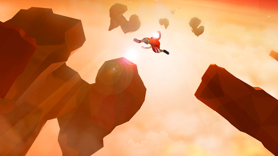 Sky Dancer: Parkour Freerunner 3