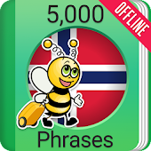 Speak Norwegian - 5000 Phrases & Sentences