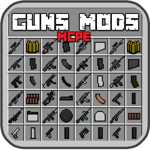 Guns Mods For MCPE