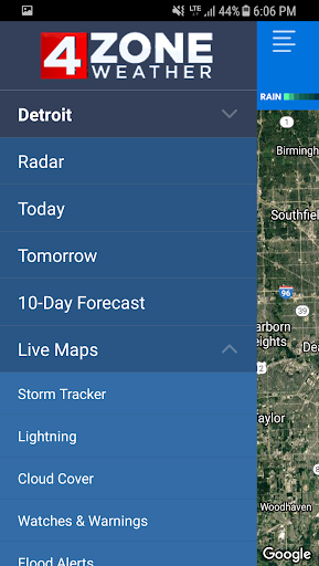 WDIV Local4Casters Weather  screenshots 4