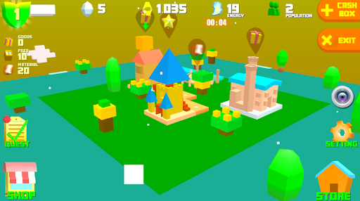 Télécharger Gratuit My Little Village apk mod screenshots 3