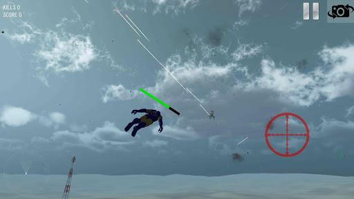 Iron Avenger Superhero War 1.0 screenshots 2
