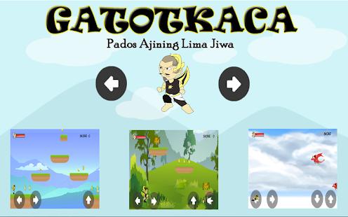 Gatot Kaca - náhled
