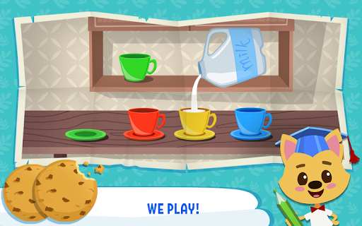GoKids! Academy Colors for toddlers learning games filehippodl screenshot 2