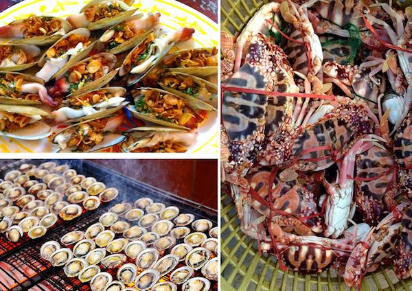 Đến Phú Quốc nhất định phải ăn hải sản tươi sống