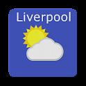 Liverpool - weather icon