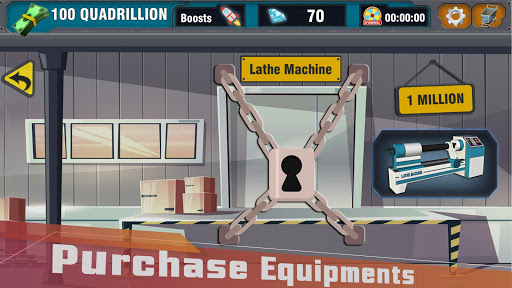 Factory Tycoon : Idle Clicker Game 0.4 screenshots 9